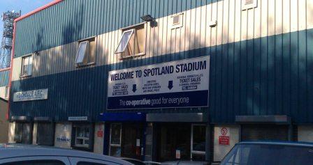 spotlands, Rochdale. feat