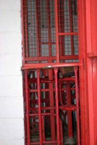 Away Turnstile. St James Park, Exeter