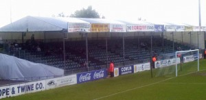Memorial Ground, Bristol Rovers away end