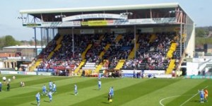 ECFC away to Lincoln