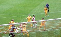 Exeter City v Newport County