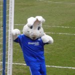 Peterborough Mascot
