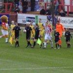 Exeter v Southend United 2009