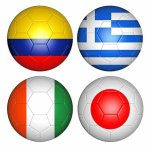 Group C footballs