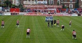 Exeter City v York City September 2012