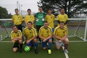 Fair Play winners the Devon Lions.