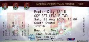 northampton_exeter_ticket_150815